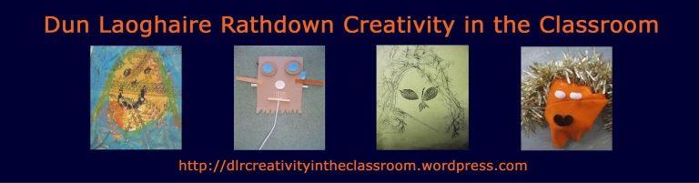 DLR Creativity in the Classroom